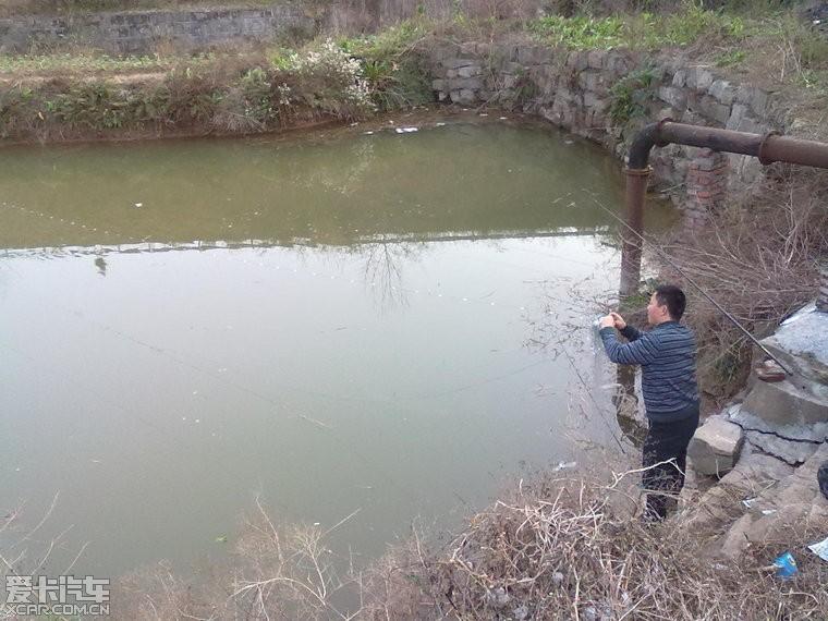 过年不好耍,正月初二网鱼。_四川汽车论坛_X