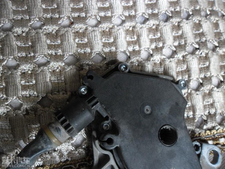 手自一体变速器档位开关修复记 档位显示黑屏 帕萨特论坛 高清图片