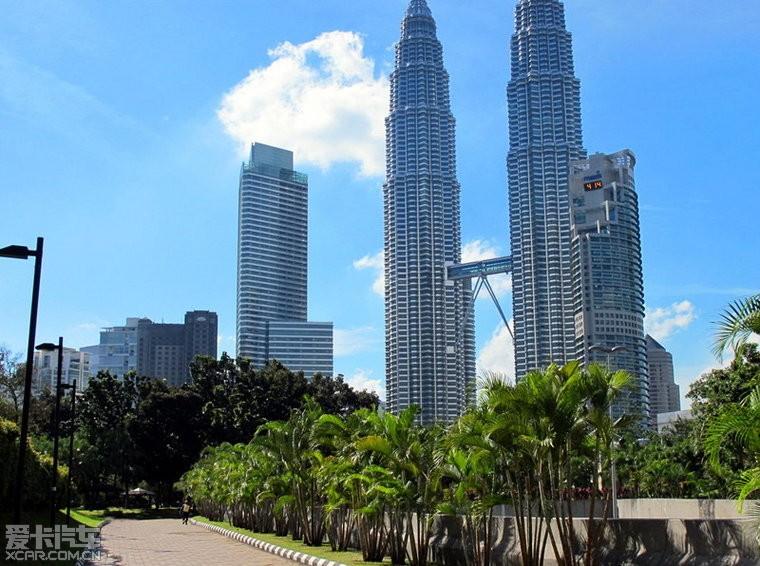 吉隆坡双塔奇观----新马泰游记3/实拍组图