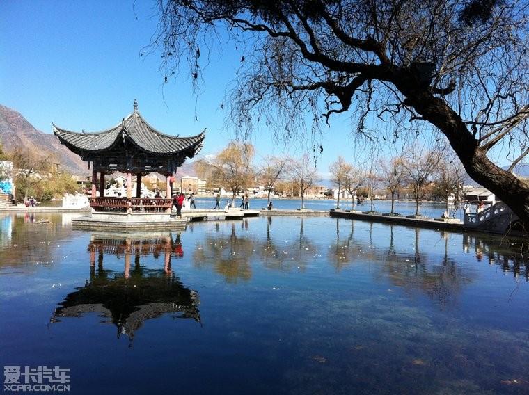 银都水乡鹤庆新华村.很美丽的村子