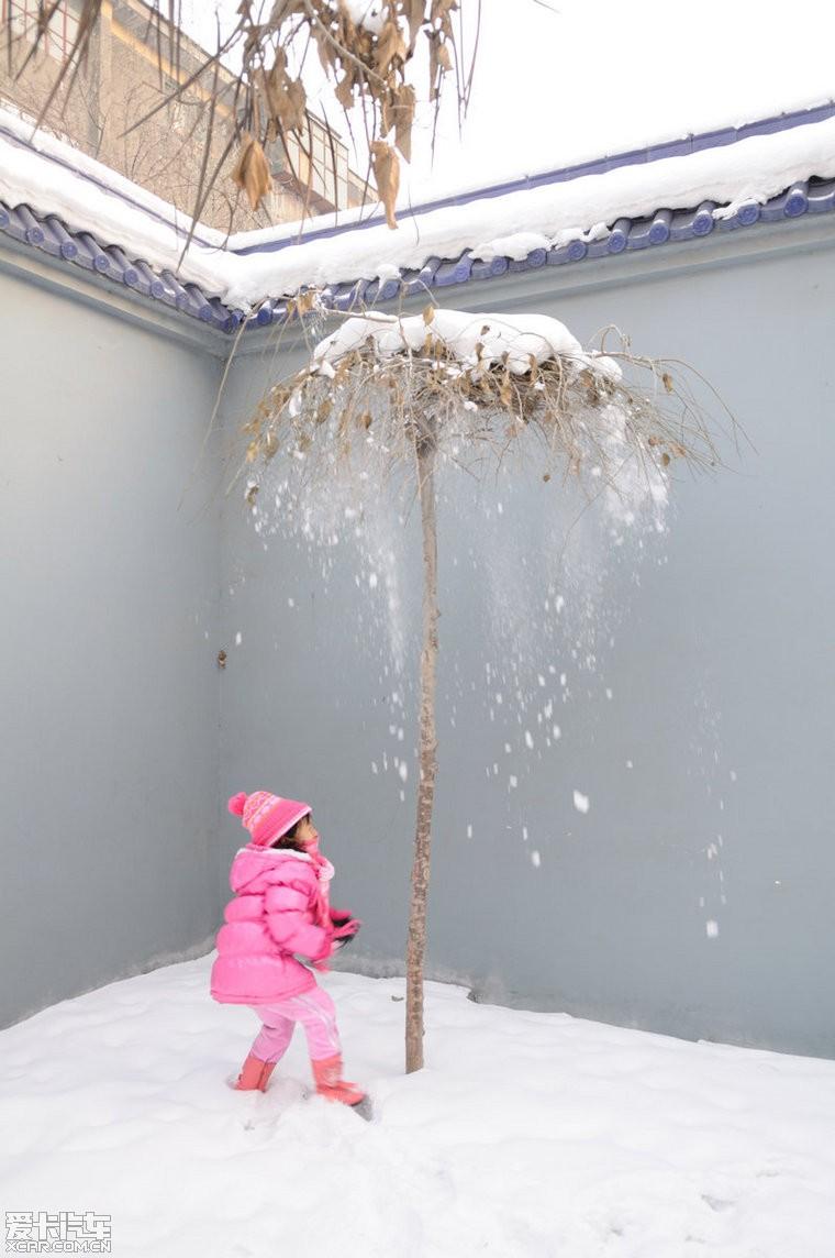 农庄,雪景,美食,小k,春节新疆乌鲁木齐探亲的照美食爱亲情图片