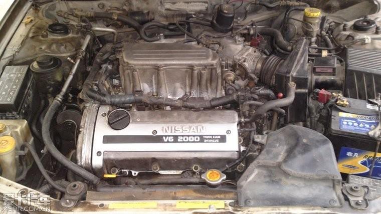 出售原装进口日产风度V6 2.0L替换下来的多点式电子燃油喷...