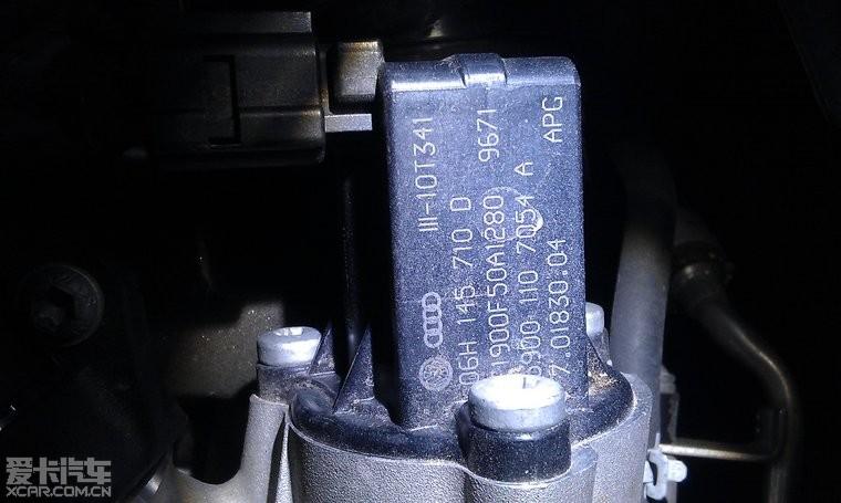 > 关于加装forge 710d 泄压阀底座的问题和疑问图片