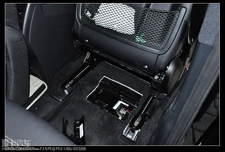 奔驰ML350豪华音响改装