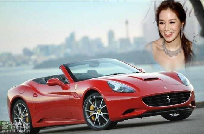 v汽车香港那些富豪女明星的a汽车汽车_广西乡村爱情座驾11电视剧第29集图片