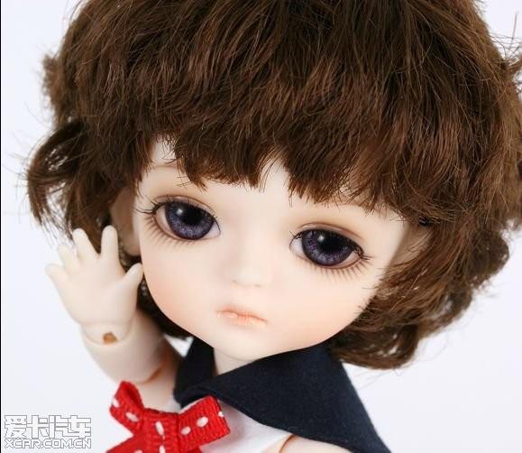 周末啦,大家来欣赏欣赏可爱的sd娃娃吧!女同胞们进啊.