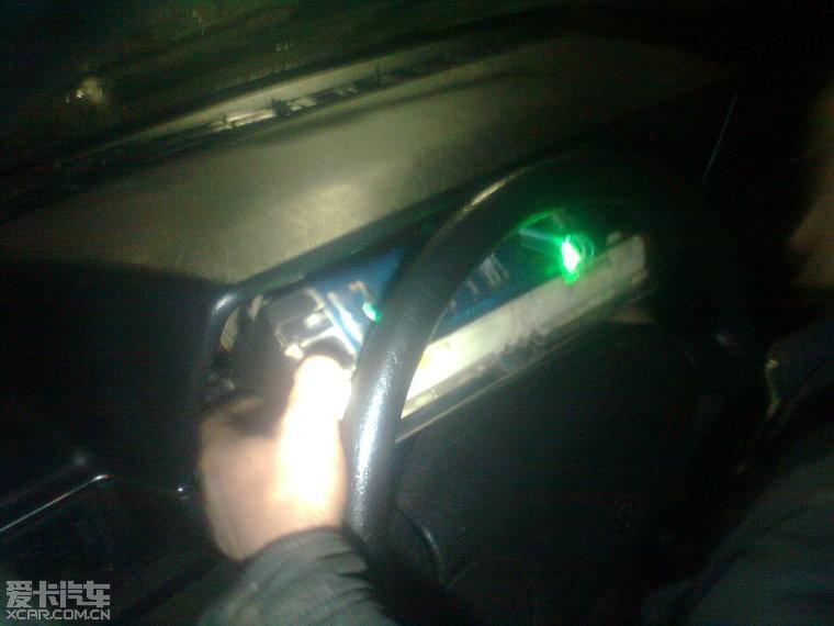 机动车灯光标志图解 机动车各种灯光标志 机动车灯光开关高清图片