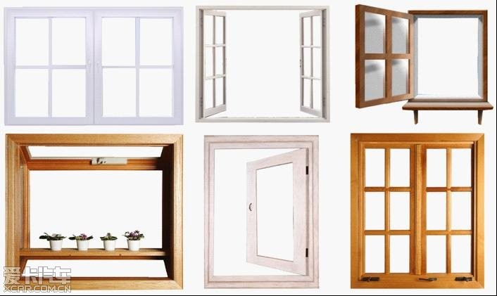 窗户手工步骤