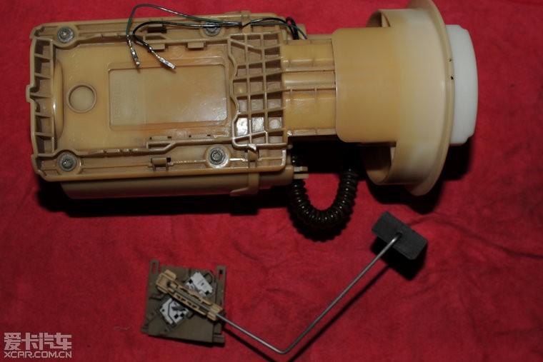 眼polo原车汽油泵图片