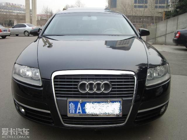 售2008款豪华配置 奥迪A6L