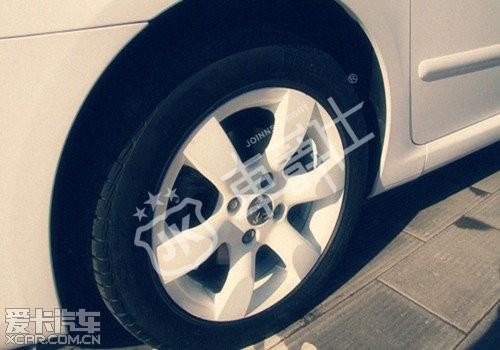 变身白马王子 优雅标致307cc 汽车改装 改装车论坛 改装汽高清图片