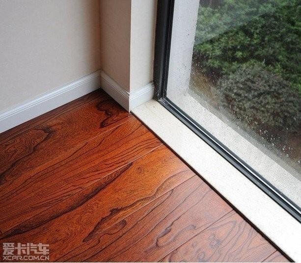 谁知道木地板无压条施工工艺