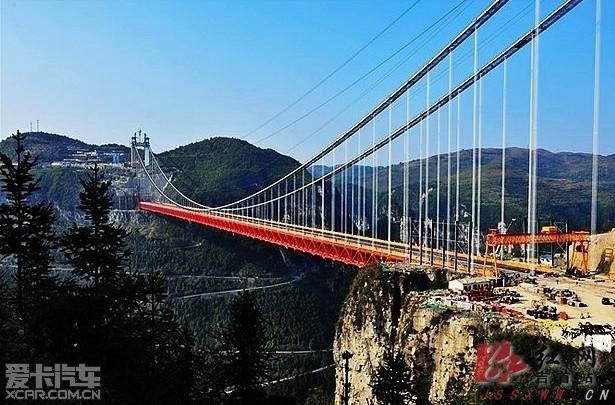 长沙到重庆高速,全线通车!_新胜达论坛_XCAR