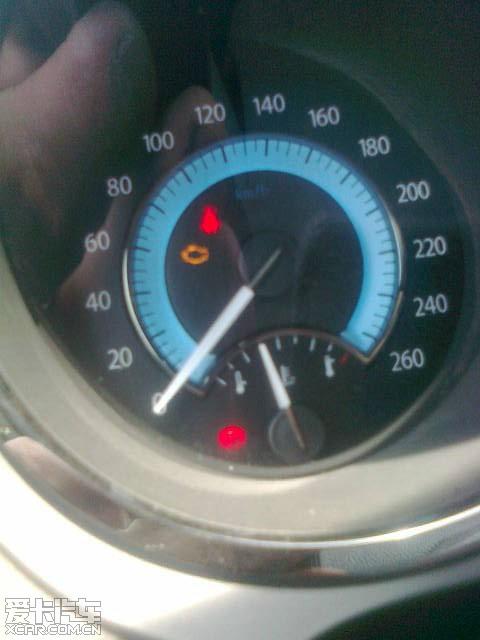 别克君越发动机故障灯亮是什么原因