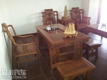 高桌子矮板凳都是木头 创意家居 家居生活论坛 装修设计论