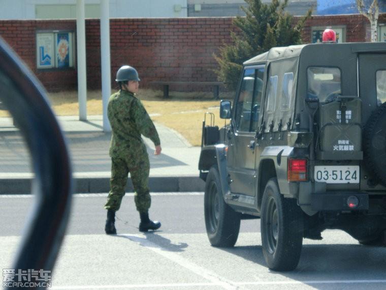 日本的军用吉普是什么型号啊