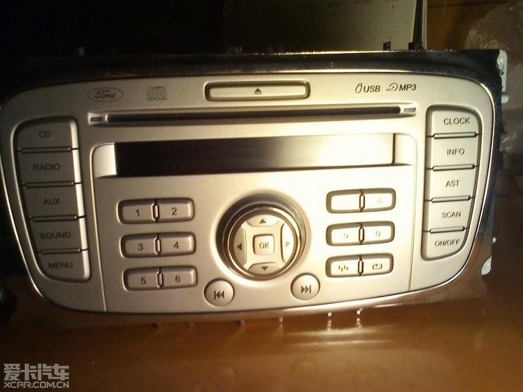福克斯09款cd机图 福克斯09款cd机接线图 09款福克斯报价-福克斯09图片