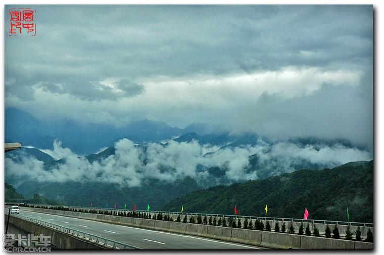 雅西高速风景_四川雅西高速公路