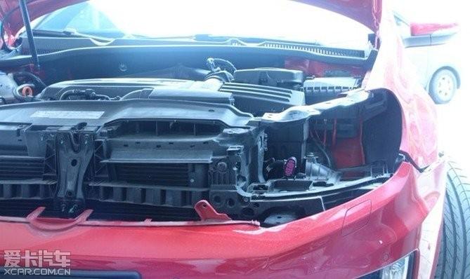 011款高6换GTI原厂大灯图片
