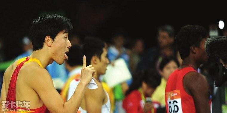 刘翔日本赛又拿了第一v表情表情刘翔搞怪飞人a表情了的图片包表情图片