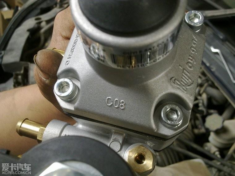 改气了吗 反正我是改了 别克GL8陆尊油改气 的确省,还不是一般的省 高清图片