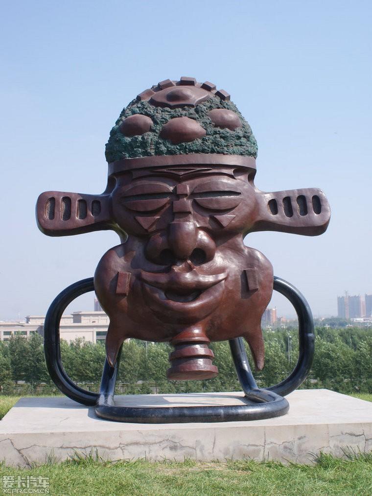到长春世界雕塑公园走一走_吉林汽车论坛_XC