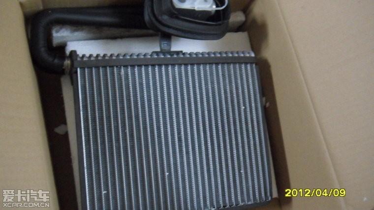 2原厂法雷奥 带 膨胀阀 捷克产蒸发箱   只有自然风,于是加高清图片