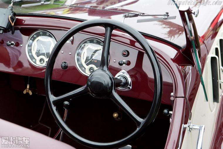 到了1939年,Spider就是这样了,个人认为很漂亮,很优雅,Alfa-...