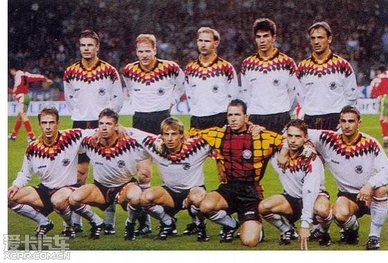 我喜欢94年的德国队图片