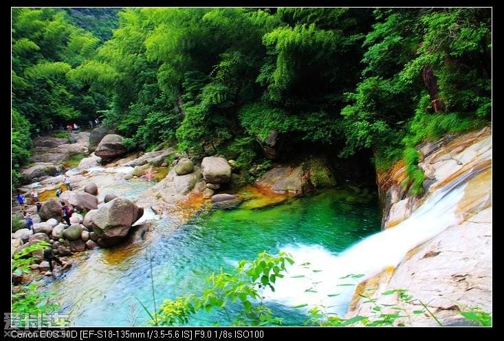 风景区地图标题:端午小假山周边游(九龙瀑香溪漂流翡翠谷山