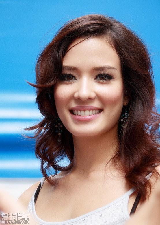 盛产美女的地方―泰国