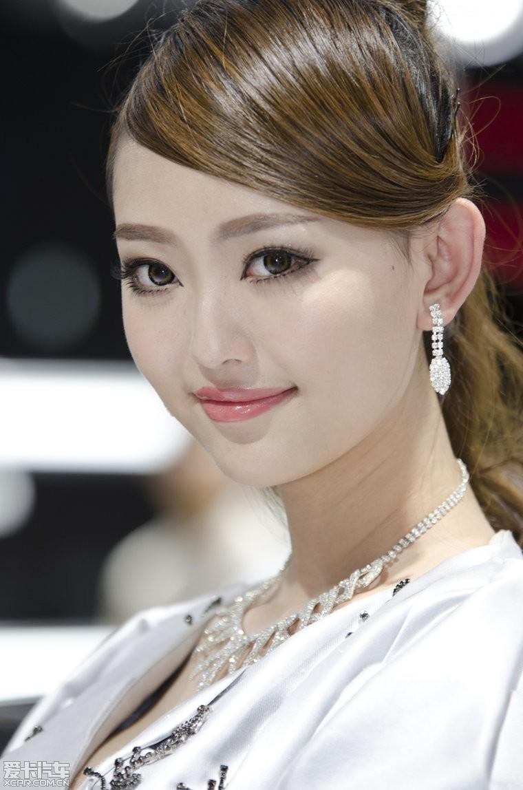 2012长春车展美女车模收罗