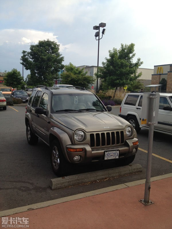 加拿大归来,记录了各种jeep与大家分享 切诺基论坛 jeep论高清图片