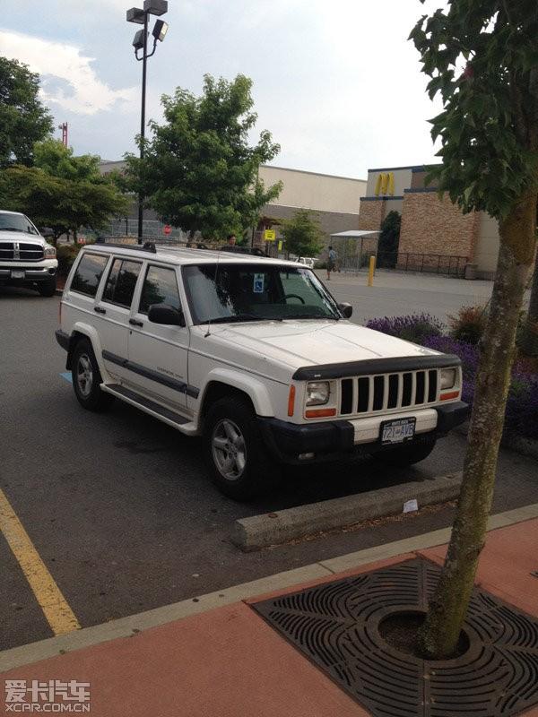 加拿大归来,记录了各种jeep与大家分享高清图片