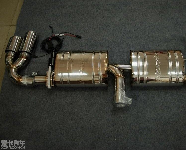 不仅仅是为了排气声浪 改装排气需要了解的基本 宝马M系论坛 宝马论高清图片