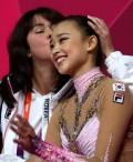 韩国艺体萝莉孙妍在个人全能预赛美艳登场太美了