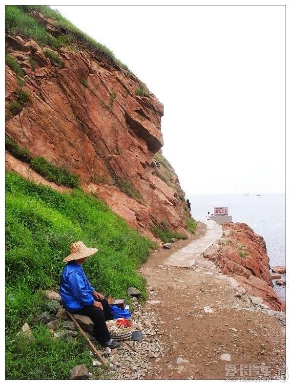 第二天没啥地方去的,去的葫芦岛的望海寺.,这边风景不错