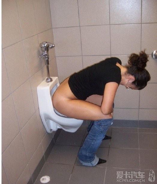 同时也征服了你的厕所