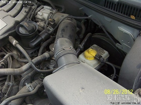 宝来经典bwg发动机的空气流量计?图片