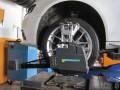 商务与运动――奥迪A4L升级改装Breyton轮毂作业
