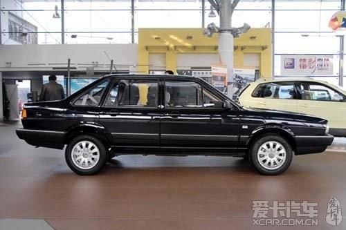 替代车型超越者(桑塔纳3000)2004年2月1日正式生产
