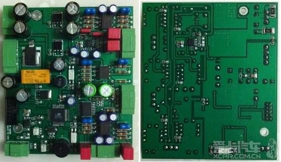 8.混音器电路板