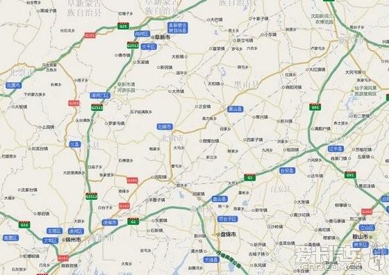 辽宁阜新到盘锦的高速通了吗