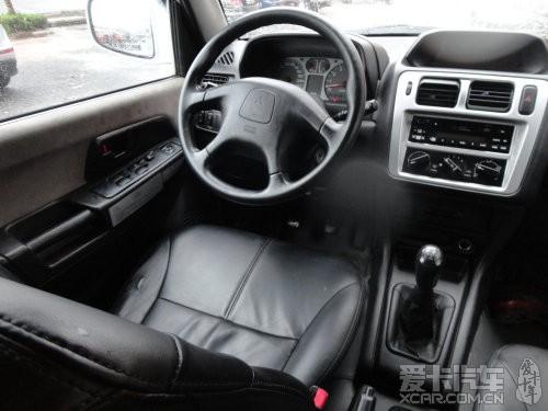 06年三菱猎豹飞腾 手排四驱天窗 价格 6.8万