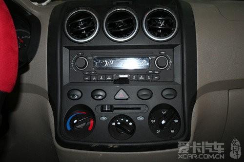 汽车音响改装升级 喜欢音乐是不分车型的 五菱宏光也疯狂 汽车音响 高清图片