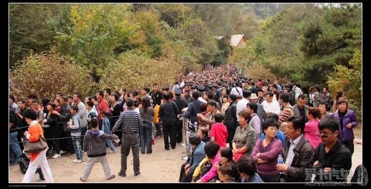 秦皇岛-丹东-本溪-桓仁,拥堵的风景,美丽的交通张瑞敏视频图片