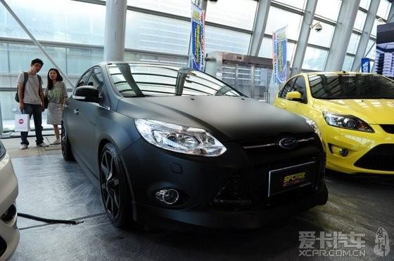 2012年上海cas改装车展 高清图片