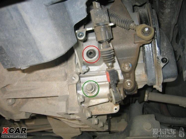 更换变速箱油有哪几种方式图片
