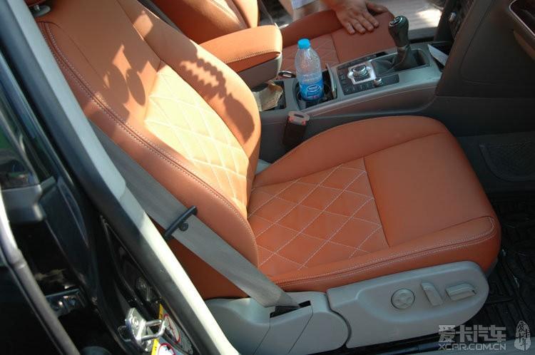 汽车内饰座垫颜色搭配