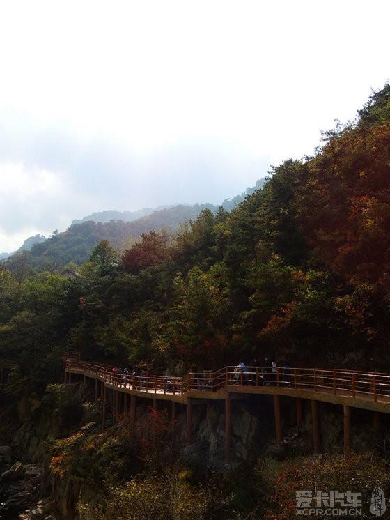 新途安济南-青岛崂山北九水自驾游记